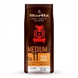 Кофе в зернах Marila RedDog Medium Craft Coffee, 500 г